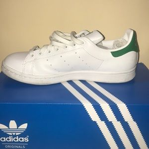 Stan Smith Adidas. White and Green